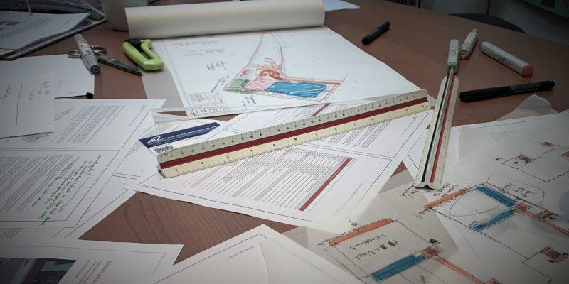 Dipl.-Ingenieur - Bauwesen/Architektur oder Techniker (m/w/d)   in der Objektplanung - Bearbeitet