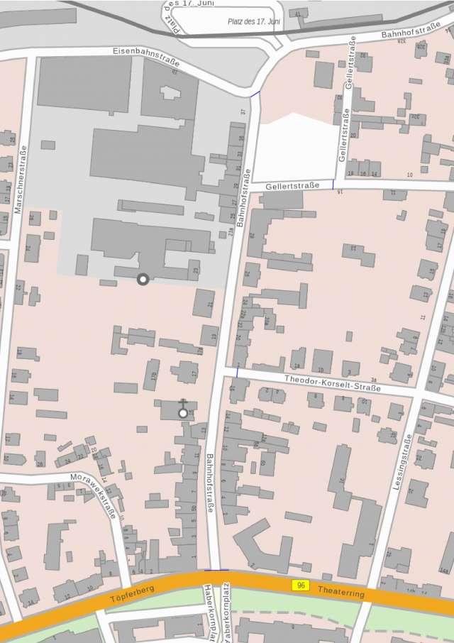 Grundhafter Ausbau Bahnhofstraße, Zittau - Bahnhstr Zi 1