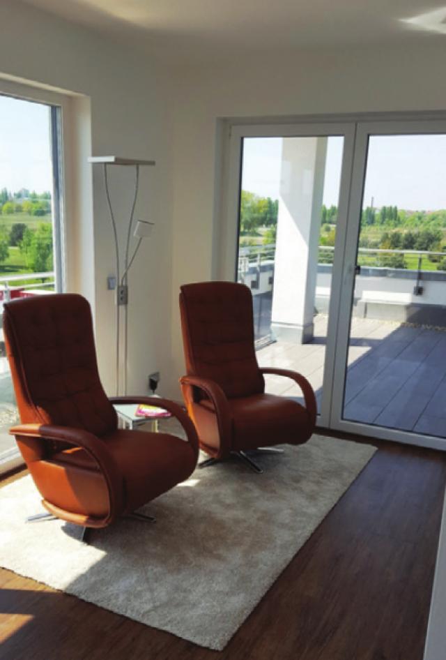 Wohnquartier Adlershof - Innenraumfotos