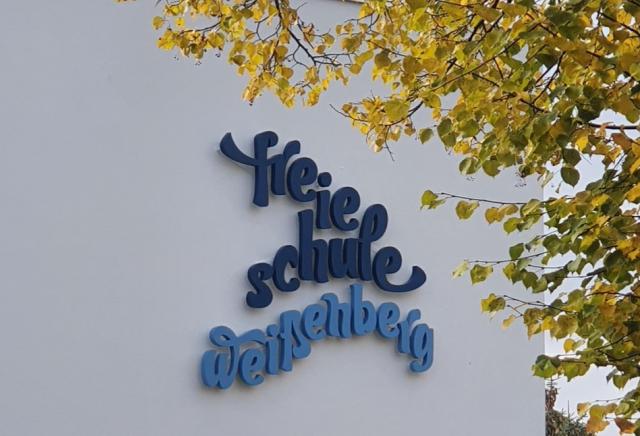 Freie Oberschule Weissenberg - Außenwandgestaltung
