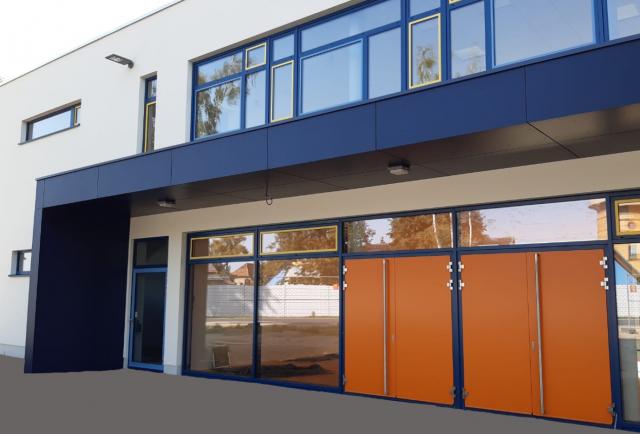Freie Oberschule Weissenberg - Hofzugang
