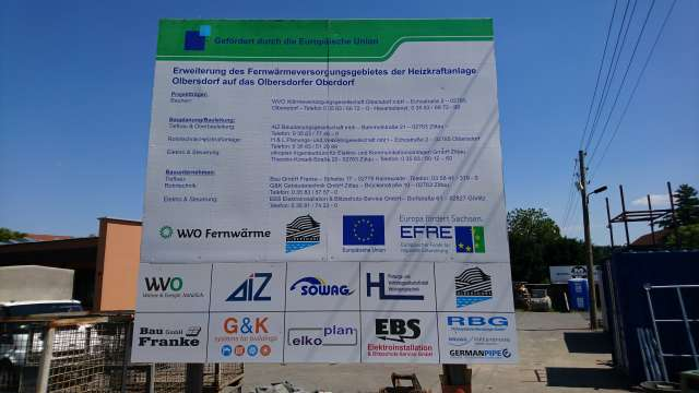 Infrastruktur Olbersdorf - Projektbeteiligte