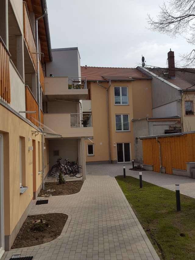 Gemeinschaftliches Wohnen, Ostritz - Hofgestaltung