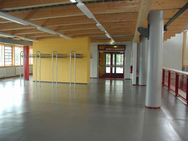 Dreifeldhalle mit Tribüne, Zittau - Ottokar 1