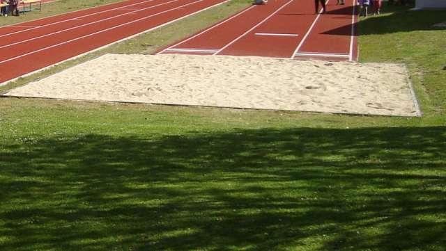 Sport- und Freizeitzentrum Zittau - Weitsprunganlage