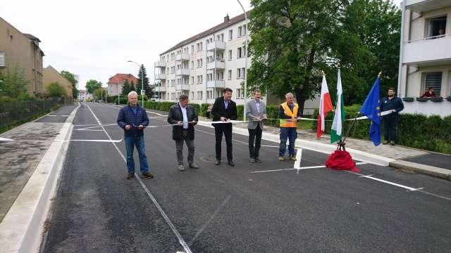 Grundhafter Ausbau Schrammstraße, Zittau - Schramm 3