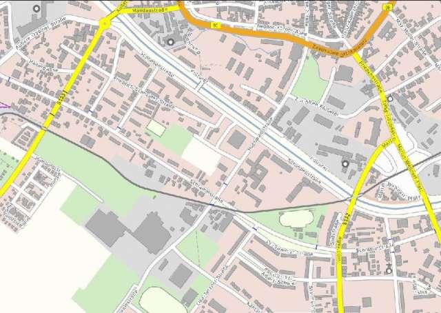 Grundhafter Ausbau Schrammstraße, Zittau - Schramm 5000 b