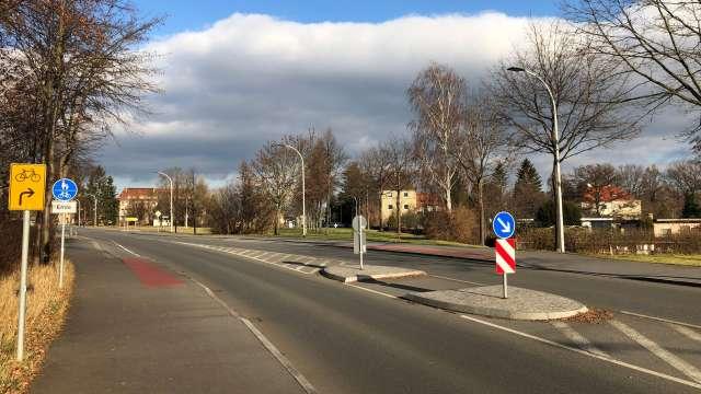 Südstraße, Zittau - Suedstr 1