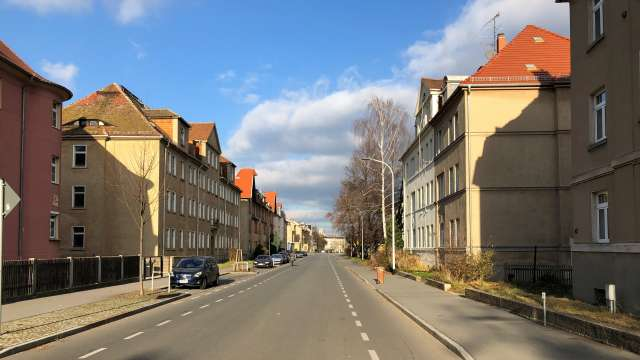 Südstraße, Zittau - Suedstr 2