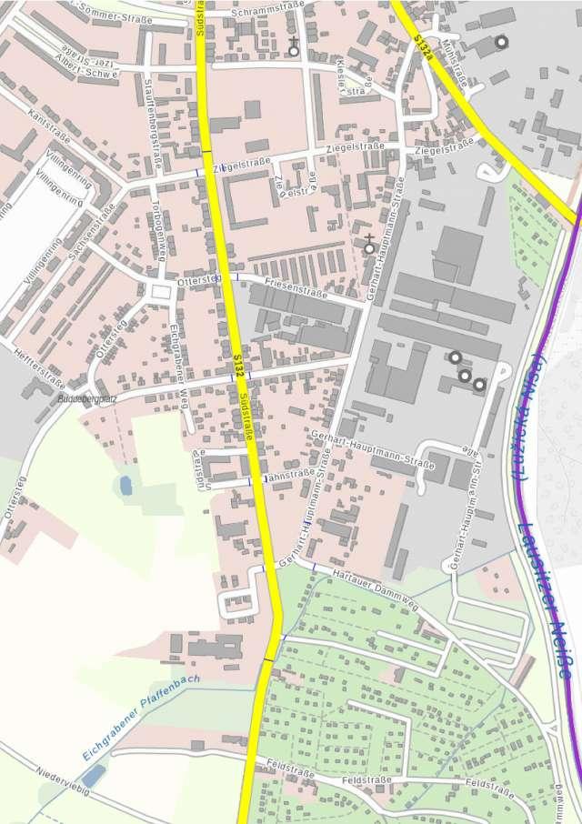 Südstraße, Zittau - Suedstr 4