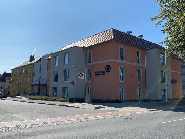 """Pflegeheim """"St. Jakob"""" am Weinaupark - Quelle: Zittauer Alten- und Pflegeheim GmbH """"ST. JAKOB"""""""